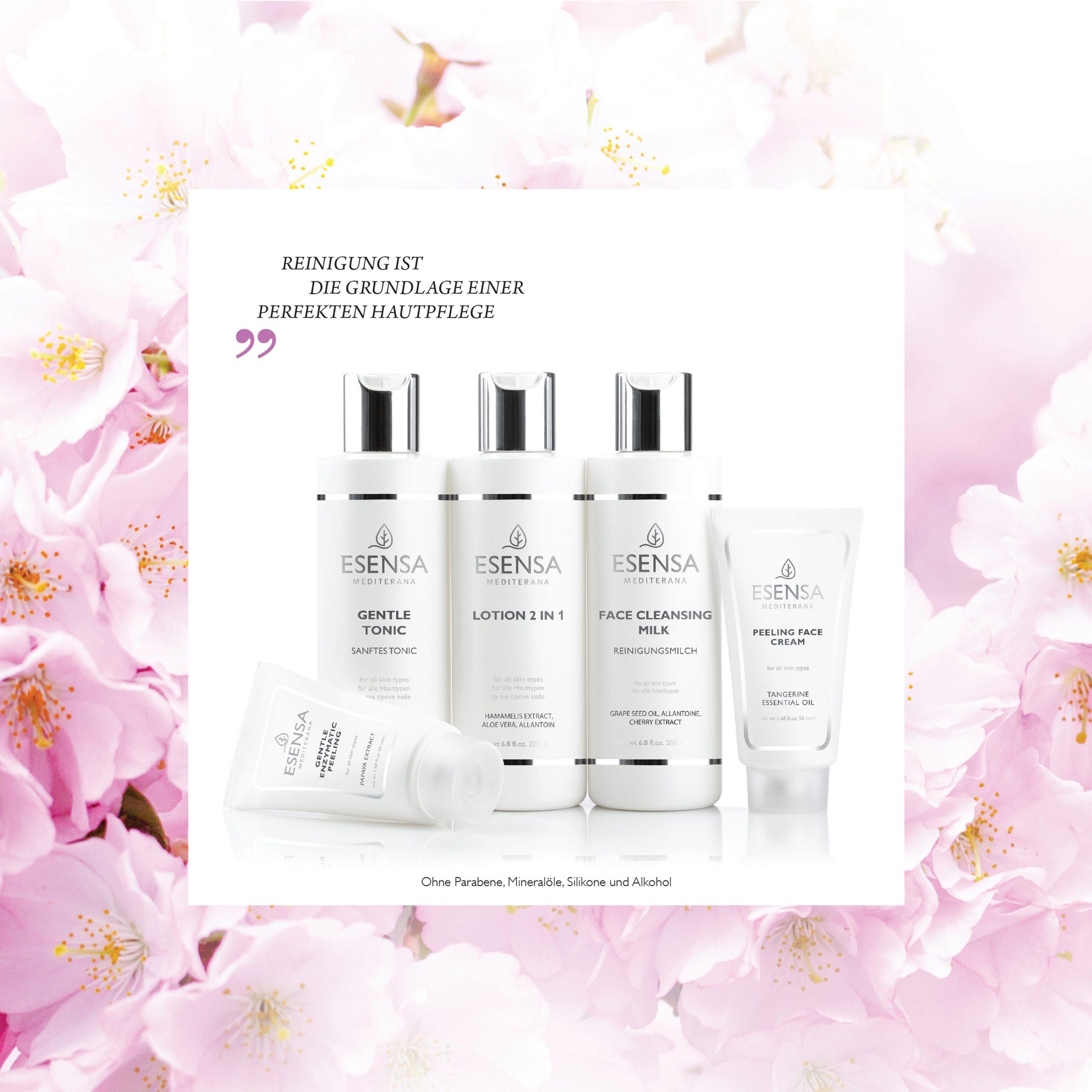ESENSA Kosmetik – Hautpflege in Haan kaufen