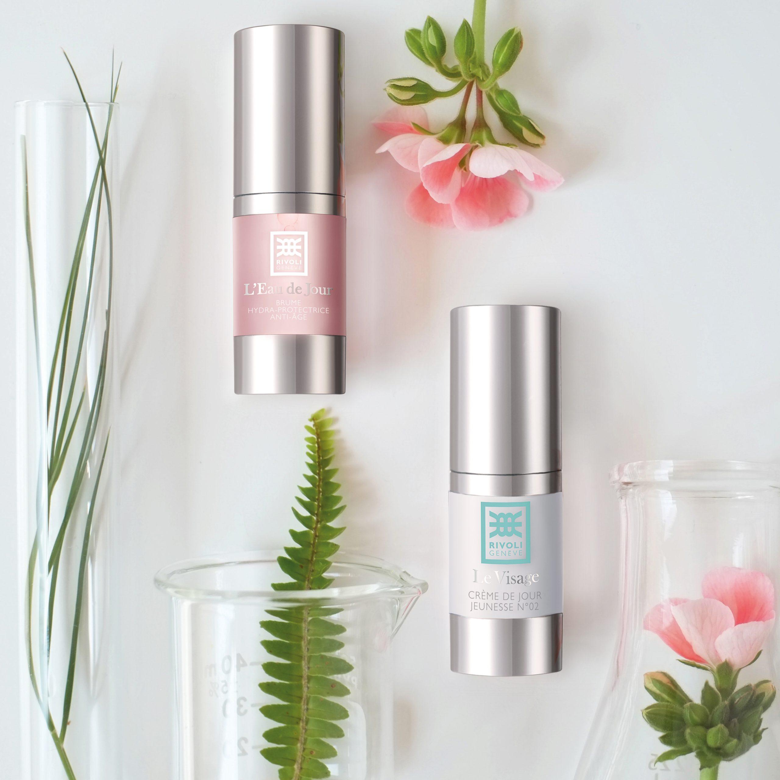 Kosmetikprodukte von RIVOLI jetzt bei hautnah Kosmetik in Haan erhältlich